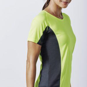 Camiseta deportiva M/C Shanghay Woman 6648 mujer