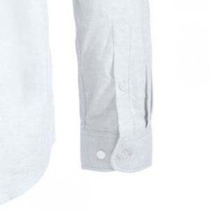 Camisa para hombre de manga larga Oxford de Clique